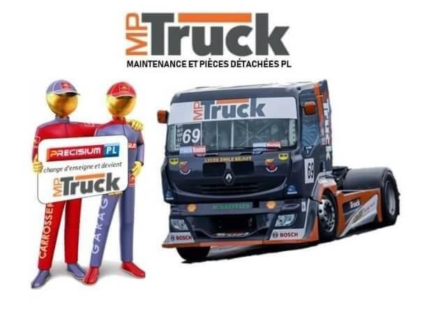 Select Poids Lourds, Adhérent MP Truck